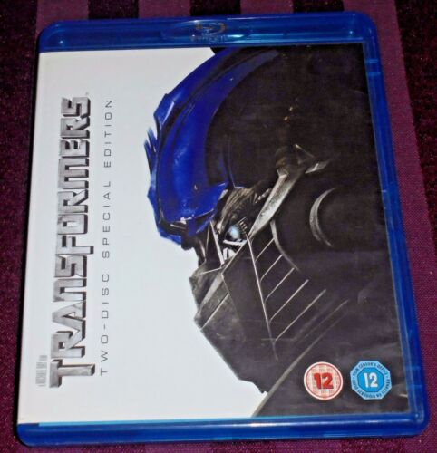TRANSFORMERS TWO-DISC SPECIAL EDITION - BLU-RAY RATED M