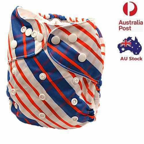 Unisex Modern Cloth Nappies Baby Cloth Nappy Cloth Diaper With Pocket Liner D204