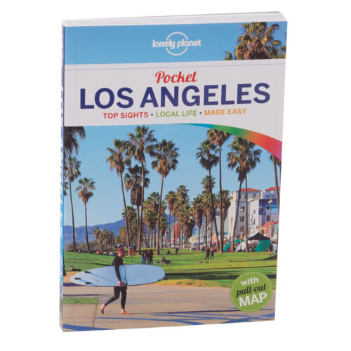 NEW Lonely Planet Pocket Los Angeles