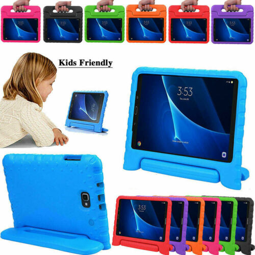"""AU Kids Shockproof Case for Samsung Galaxy Tab A A6 7"""" 8"""" 10.1"""" Tablet EVA Cover"""
