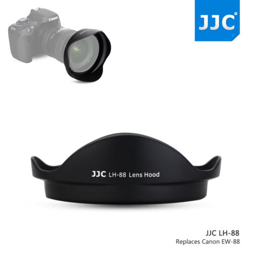 JJC LH-88 Lens Hood for Canon EF 16-35MM F//2.8L II USM Replaces Canon EW-88