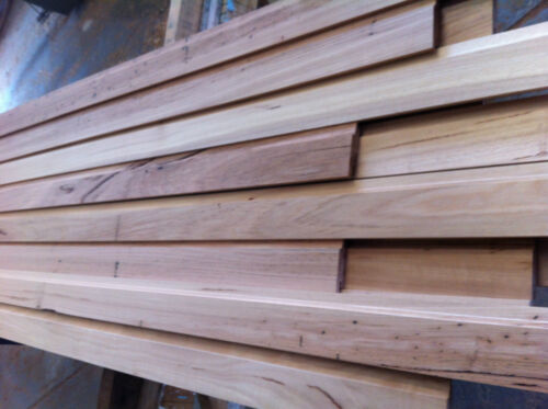 Australian hardwood weatherboards bushfire-rated real timber boards 72mm cover