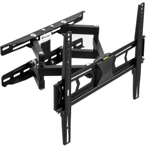 """Support TV mural orientable et inclinable 32""""-55"""" 82-138cm 32 40 42 46 50 52 55"""