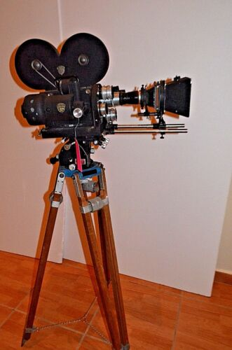 MITCHELL 16mm Pro Motion Picture Camera System refurbished