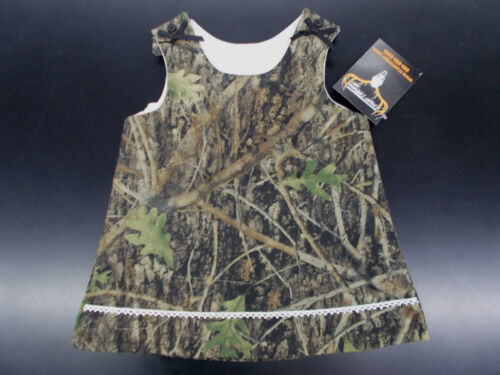 Infant & Toddler Girls True Timber Camo Dress Size 24m -4T