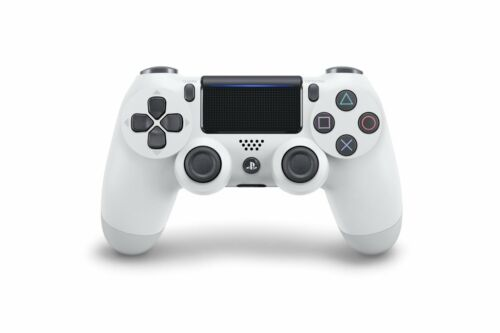 CONTROLLER SONY WIRELESS PS4 DUALSHOCK 4 PAD BIANCO PLAYSTATION 4 V2