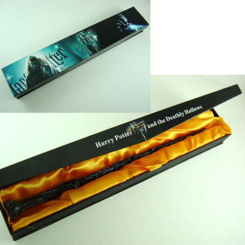 """HOT New Harry Potter 14.5"""" Magical Wand Replica Cosplay Halloween Gift In Box"""