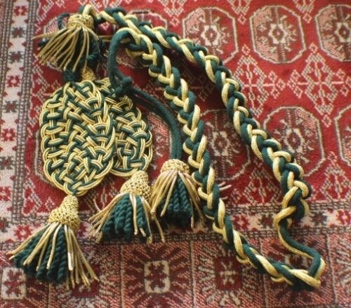 Napoleonic - French NCO light infantry cords Reenactment & Reproductions - 156380