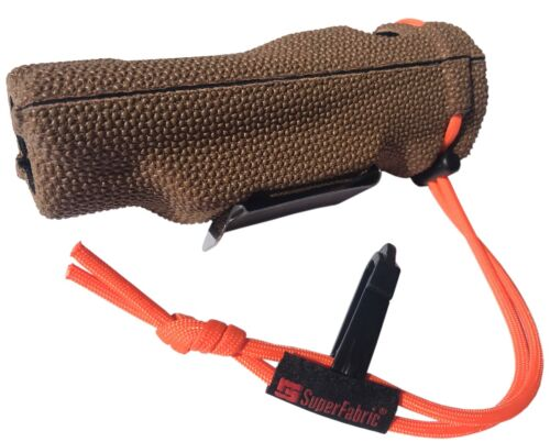 Case Cover for Leopold LTO Tracker. Made in USA by GizzMoVest <br/> GRIPPY protection includes Wrist Lanyard & SS Belt Clip
