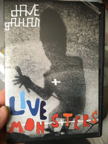 Dave Gahan - Live Monsters DVD (music)