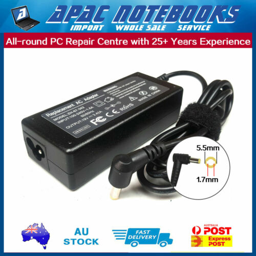 Power AC Adapter Charger for Acer Aspire V3-111P Series