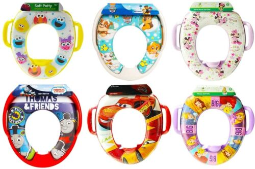 Soft Potty Toilet Training Seat for Kids & Toddlers   PAW Patrol Sesame Street