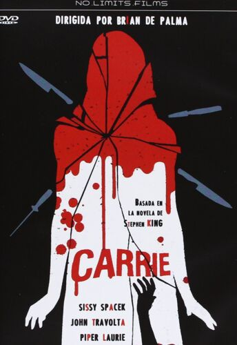 CARRIE. dvd
