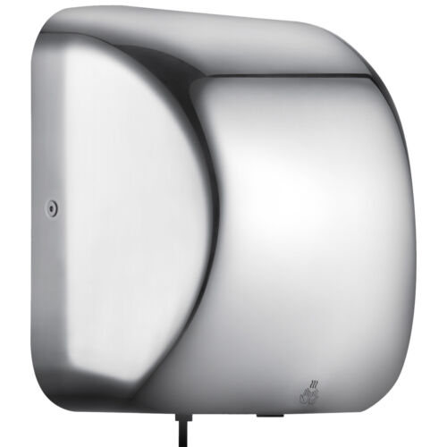 Automatic Electric Hand Dryer Wall Mounted Washroom Bathroom 1800W 220V Powerful <br/> HIGH SPEED✔ POWERFUL✔ COMMERCIAL✔