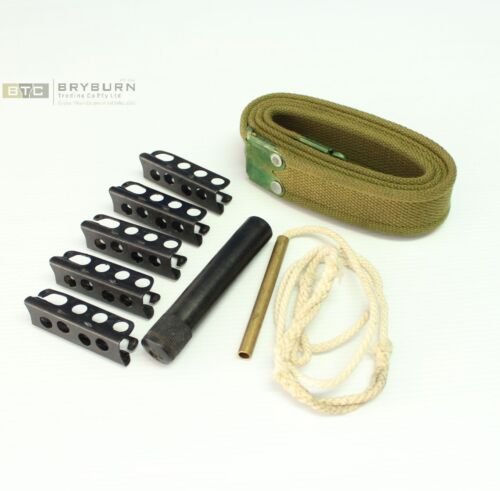 Australian Enfield SMLE 303 Rifle Accessories Set #191939 - 1945 (WWII) - 13977