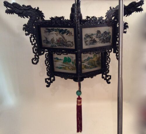 Vintage Chinese Celling Lamp