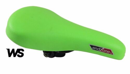 Bike Seat Saddle for Kids Bicycle Spare Replacement GREEN