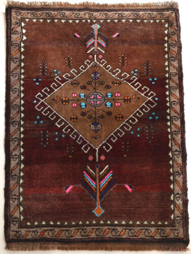"""- Fountain of Love - Theme Hand Knotted Turkish Rug 45"""" x 57"""" - ULTRA RARE PIECE"""