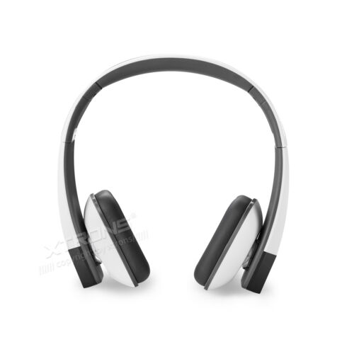 White Infrared Wireless Headphone Headset IR for Car Stereo Players 2-Channel