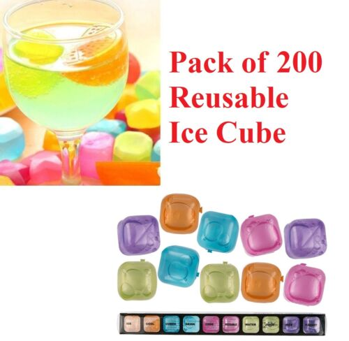PK 20 SEALAPACK ICE CUBE MAKING BAGS,Disposable,560 cubes BBQ Party Drinks.