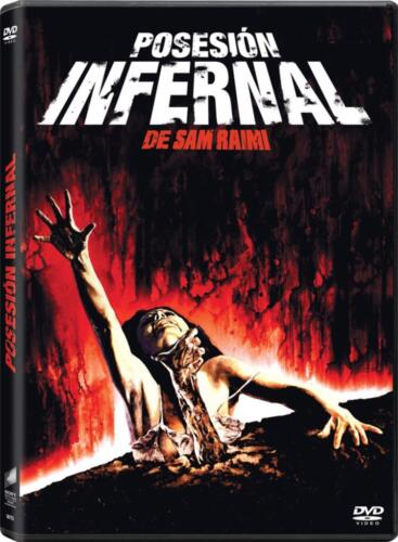 POSESION INFERNAL dvd. ( de Sam Raimi )