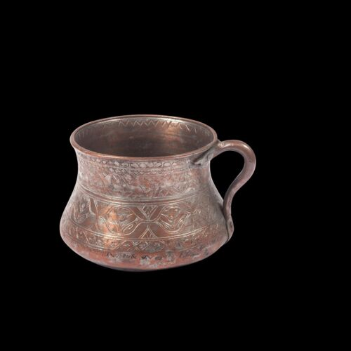 Antique hand-made artistic water holder from east Anatolia