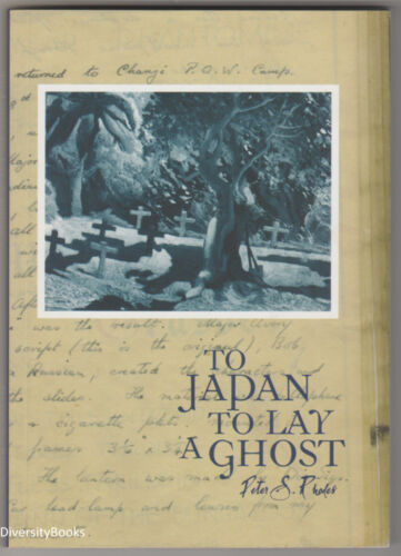 TO JAPAN TO LAY A GHOST ~ Peter S. Rhodes