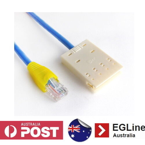 RJ45-110Type 4 Pair Cat 5E Patch Lead Patch Panel Cable