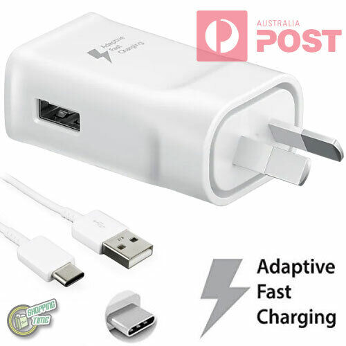 Original Genuine Samsung Galaxy Tab A 8.4 A7 10.4 2020 FAST CHARGE WALL CHARGER