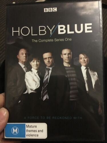 Holby Blue Season 1 region 4 DVD (2 discs) British BBC drama series