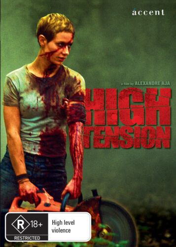 High Tension (aka Haute tension) (DVD) - ACC0040 (limited stock)