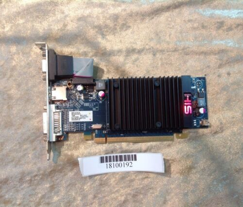 HIS SP3-41H-A SPEG02001 graphics card 1GB HDMI