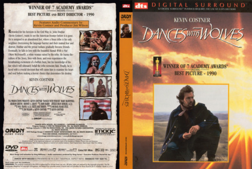 Dances with Wolves (DVD,1999, 2-Disc Set, DTS Surround 5.1) mmoetwil@hotmail.com