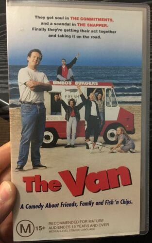 The Van VHS TAPE (1996 comedy movie)