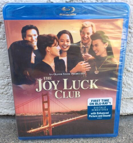 The Joy Luck Club -Oliver Stone- NEW Blu-ray FREE Postage mmoetwil@hotmail.com