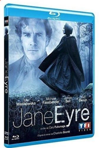 JANE EYRE Michael Fassbender NEW Blu-ray DVD FREE Postage  mmoetwil@hotmail.com