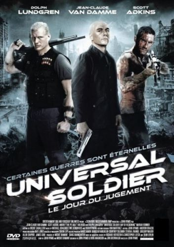 UNIVERSAL SOLDIER JCVD French NEW Blu-ray DVD FREE Postage mmoetwil@hotmail.com