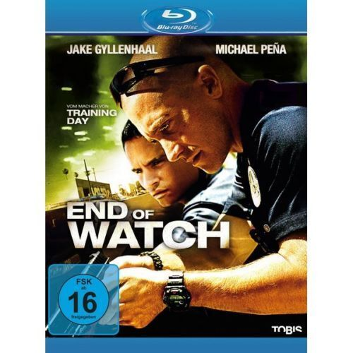 END of WATCH - Michael Pena - NEW Blu-ray - FREE Postage - mmoetwil@hotmail.com