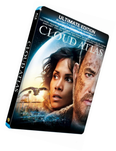 CLOUD ATLAS - Ultimate Edition NEW Blu-ray  FREE Postage - mmoetwil@hotmail.com