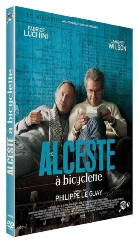 ALCESTE à BICYCLETTE F.Luchini L.Wilson NEW DVD FREE Post -mmoetwil@hotmail.com