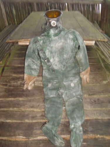 Russian soviet diving suit UGK-2 (Not used)