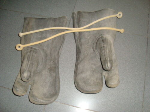 Gloves for diving suit helmet Not used