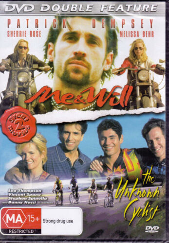 ME & WILL / THE UNKNOWN CYCLIST DVD - All Zone - PAL New / Sealed  SirH70