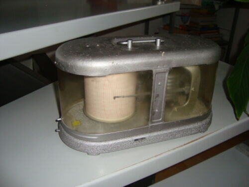 Germany navy barograph made in DDR