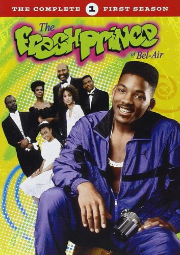 THE FRESH PRINCE OF BEL AIR Will Smith DVD Box FREE Post - mmoetwil@hotmail.com