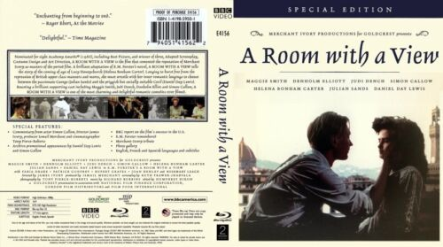 A ROOM WITH A VIEW Special Edition NEW 2 DVD - FREE Post - mmoetwil@hotmail.com