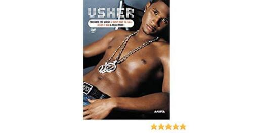 Usher - U Don't Have to Call DVD 2002 - NEW DVD FREE POST- mmoetwil@hotmail.com