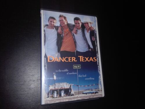 DANCER TEXAS In The Middle of Nowhere - NEW DVD FREE POST - mmoetwil@hotmail.com