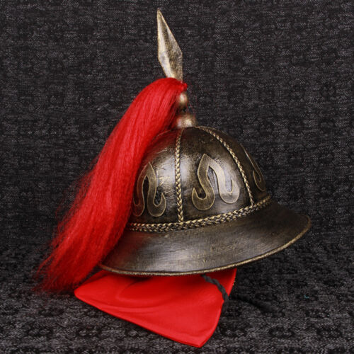 China Ming Dynasty General soldiers Helmet warrior Hat cap