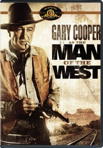MAN OF THE WEST Gary Cooper Julie London NEW DVD FREE POST mmoetwil@hotmail.com